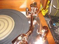 Turntable repair and restoration