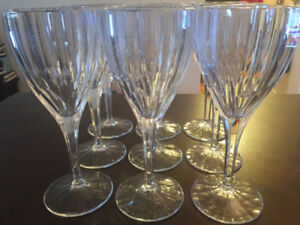 WINE glasses by NACHTMANN set of 9