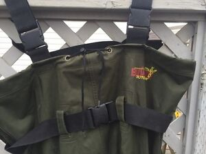Free chest waders