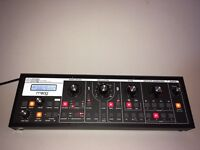 Moog Slim Phatty Desktop 2vco Analogue Synthesiser