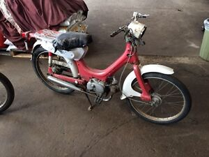 1969 Honda 50 Moped $150!