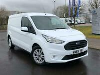 2019 Ford Transit Connect 240 LWB 1.5 Tdci Limited 120PS Diesel Manual