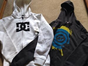 Nwt zip up hoodie sz med or about 10/12