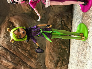 Monster High Dawn of the Dance Dolls Cambridge Kitchener Area image 2