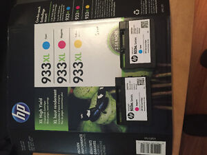 HP 933 XL Color Printer Ink Cartridges London Ontario image 2