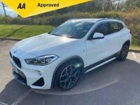 2019 BMW X2 2.0 SDRIVE18D M SPORT X 5d 148 BHP Hatchback Diesel Manual