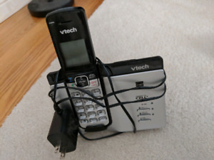 Vtech cordless phone with Bluetooth