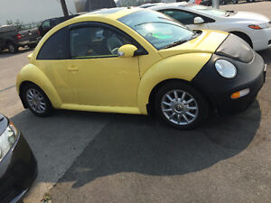 Rare Find VW Beetle