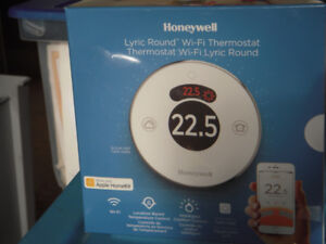 Programable Wi-Fi Thermostat