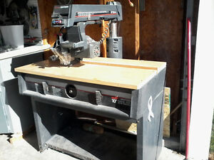 Sears 10 in radial arm saw