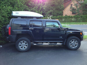 2007 HUMMER H3x (luxury package)
