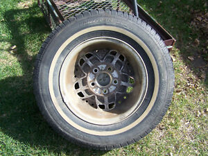 Ranger rims and tires 5 x 114.3 pattern Strathcona County Edmonton Area image 6