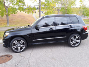 Mercedes Benz GLK 250 Bluetec