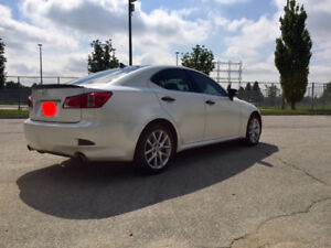 2011 Lexus IS 250 AWD - Pearl White  - Highway Driven Only
