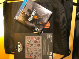 Call of duty black ops 4 pro edition bundle PlayStation 4 ps4