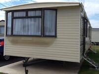 caravan to let sleeps upto 6 steeple bay holiday park southminister