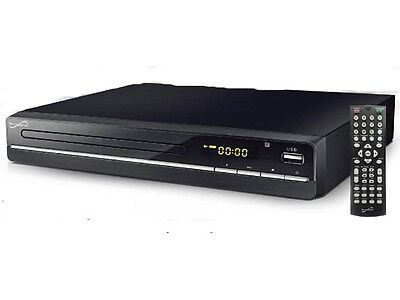 Supersonic SC-20H 2.0 Channel DVD Player +All Region-Free Multi-Zone NTSC/PAL