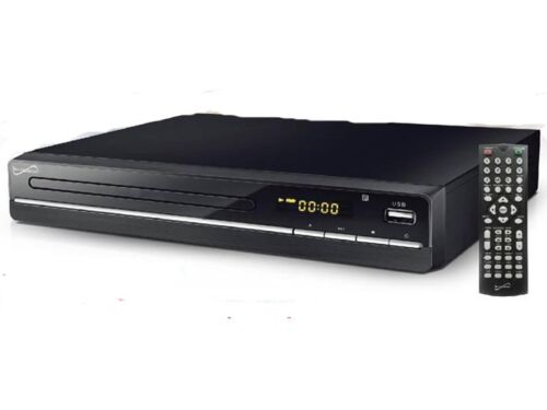 Supersonic SC-20H 2.0 Channel DVD Player +All Region-Free Mu