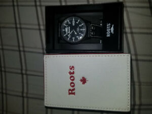 ROOTS AUTHENTIC WATCH