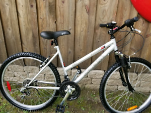 Raleigh Summit 18 Speed Mountain Bike Bicycle