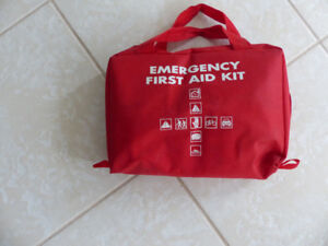 Brand New - Emergency First Aid Kit