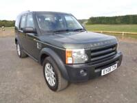 2008 Land Rover Discovery 3 2.7 TD V6 XS 5dr