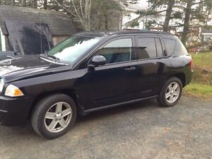 2007 Jeep Compass Auto 119000kms