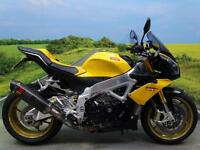 Aprilia Tuono V4 R 2011 *Stunning example with painted wheels*