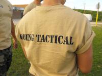 Wanted: Training team members
