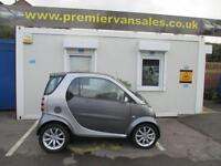 2005 54 SMART FORTWO 0.7 PASSION SOFTOUCH 2D AUTO, 61 BHP, CITY CAR, AIR CON, EL
