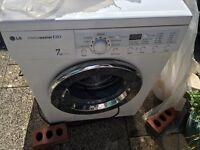 LG washing Machine Free to Collect Crawley near Gatwick M23