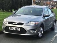 Ford Mondeo 1.6T ( 160ps ) EcoBoost ( s/s ) 2012.75MY Zetec