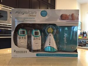 Angelcare movement and sound baby monitor Edmonton Edmonton Area image 1