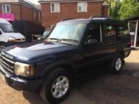 Land Rover Discovery 2.5Td5 ( 7 Seater ) Automatic GS,Full History, (see pics)