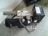 Pump and Heater for Hot tub