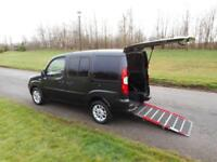 2009 Fiat Doblo Dynamic 1.4 WHEELCHAIR ACCESSIBLE ADAPTED DISABLED VEHICLE WAV