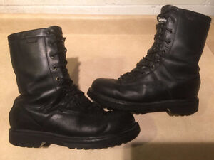 Men's Thinsulate Insulation Ultimate Viper Leather Boots Size 10 London Ontario image 1