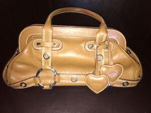 Luella Leather Satchel Handbag / Purse - REDUCED!