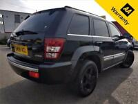 2006 JEEP GRAND CHEROKEE 3.0 V6 CRD LIMITED AUTO 215 BHP! P/X WELCOME! 1 OWNER!
