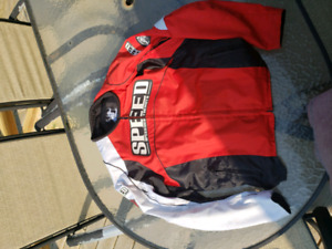 Speed and Strength Riding Jacket