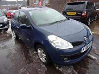 RENAULT CLIO 1.2 expression 2008 Petrol Manual in Blue