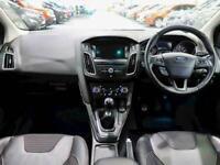 2017 Ford Focus 1.5 TDCi 120 Titanium X 5dr Hatchback Diesel Manual