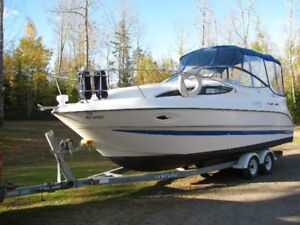 2003 265 Bayliner  Cabin Cruiser,Trailer and Winter Cover,incl.