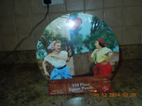 """""""I Love Lucy"""" Jigsaw Puzzle"""