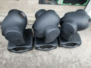 Martin MAC 250 moving head lights in great shape