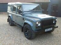 2013 Land Rover Defender 110 2.2 D DPF Utility Station Wagon 5dr SUV Diesel Manu