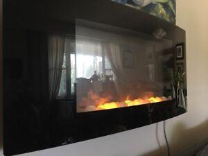 FIRE PLACE HEAT+LIGHT $125