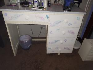 Small Desk/Vanity in Invermere