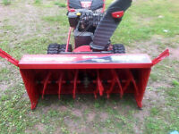 Troy Bilt 45inch snow blower. 1,200 or best offer