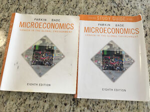 MICROECONOMICS AND STUDY GUIDES